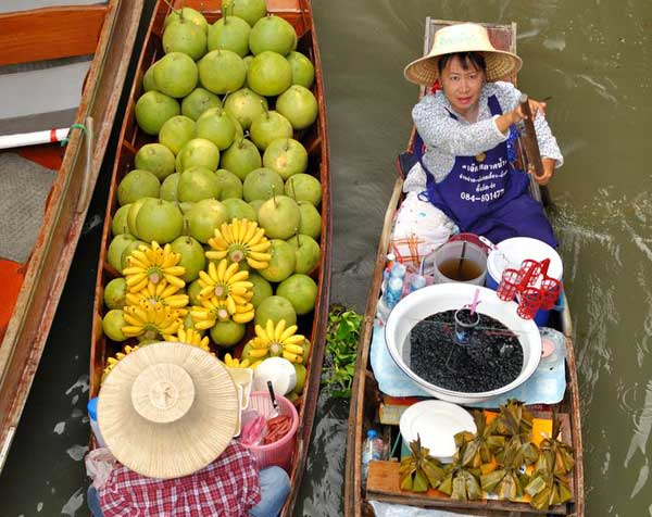 Reiseziel Thailand, Bangkok