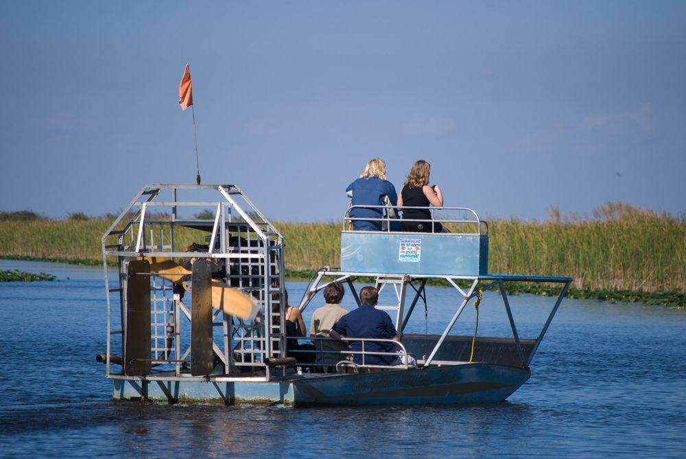 Die Everglades in Florida