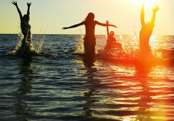 Urlaub mit Freunden: Nicht immer einfach