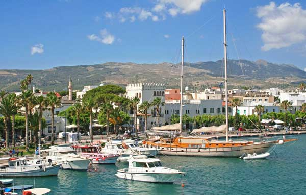 Insel Kos in Griechenland