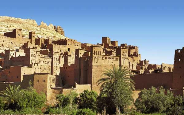 Die Ouarzazate Kasbah