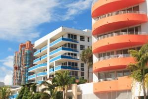 Art Deco Viertel Miami