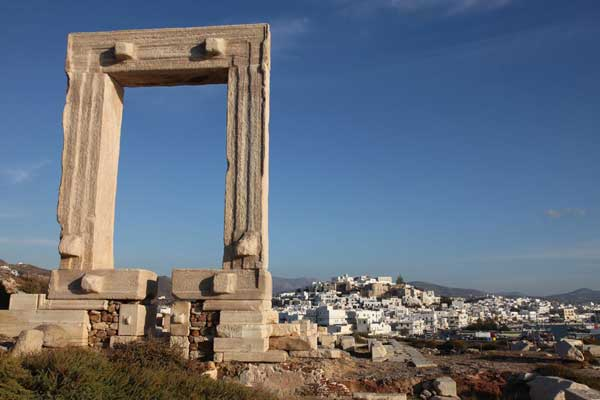 Die Insel Naxos