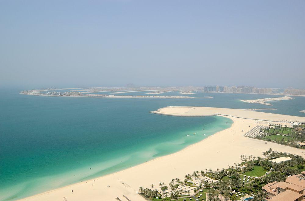 Dubais Strand: Palm Jumeirah
