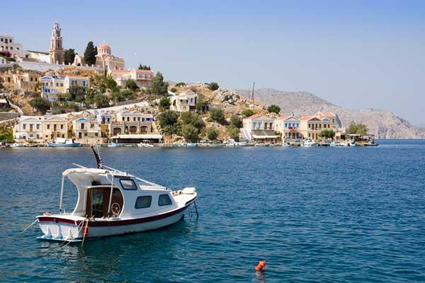 Die Insel Rhodos, Griechische Inseln