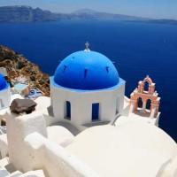 Die Insel Santorin, Griechische Inseln