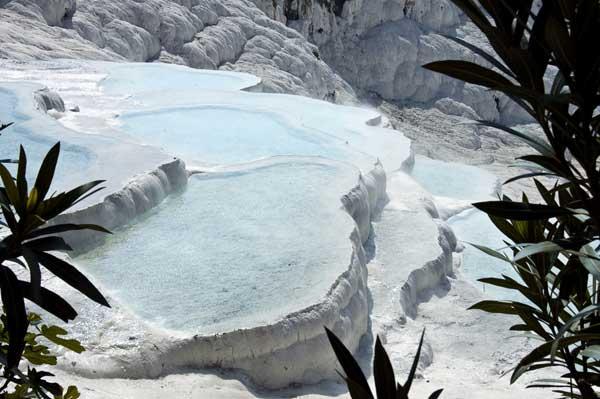 Kalkterrassen von Pamukkale