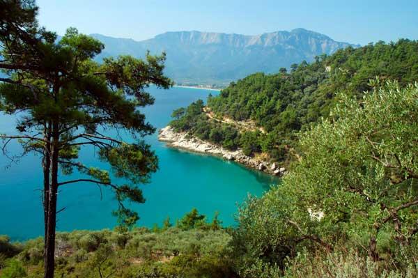Insel Thassos