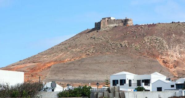 Castillo Santa Barbara Lanzarote