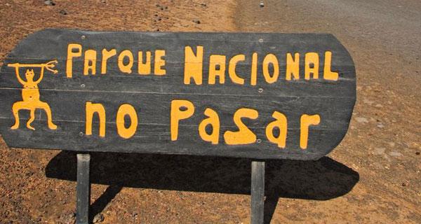Timanfaya Nationapark