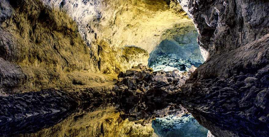Cueva de los verdes auf Lanzarote auf de