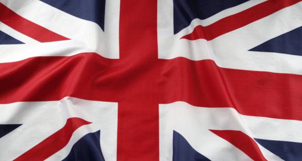 Großbritanien Flagge