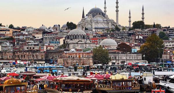 Istanbul in der Türkei