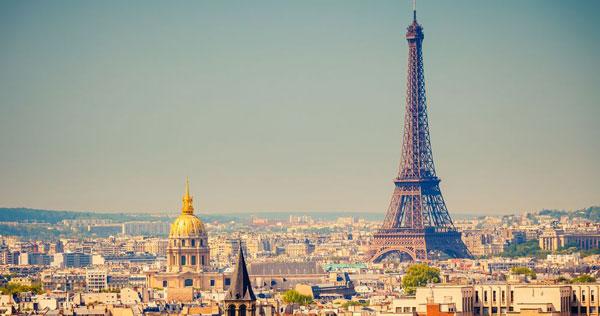 Paris, Europäische Filmstädte