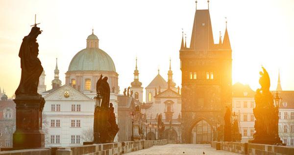 Prag, europäische Filmstädte