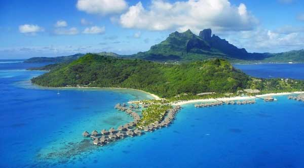 Lieblingsinseln, Bora Bora