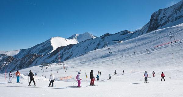 kaprun-skigebiet