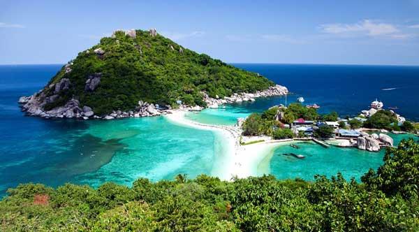 Koh Tao, Thailand, Lieblingsinseln