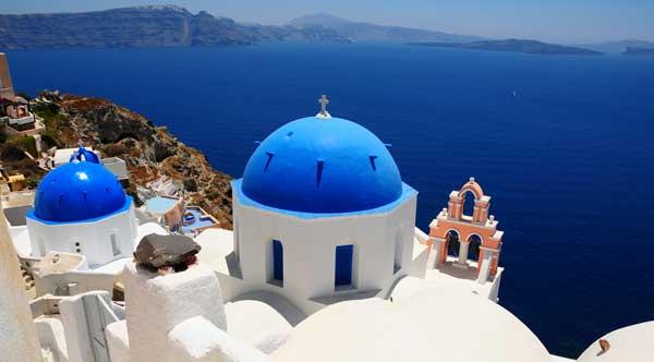 Blau. Weiß. Schön: Die Griechischen Urlaubsinseln