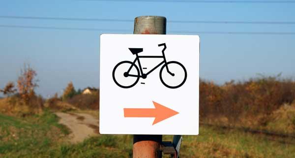 Fahrrad, klimafreundlich reisen