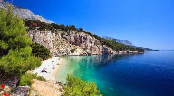 Kroatien, Familienstrände Europa
