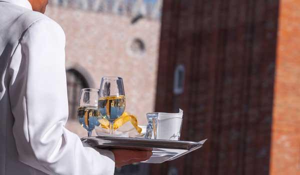 Europareise: Trinkgelder und Restaurantetikette