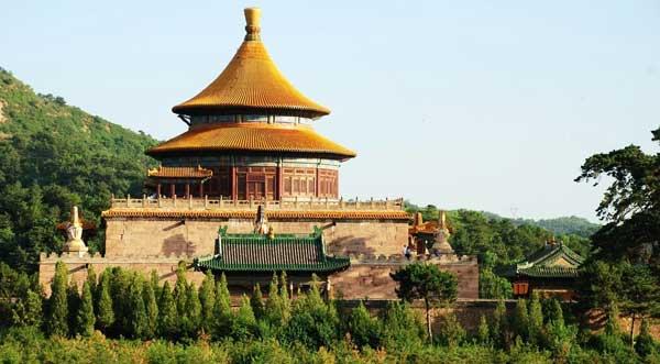 Chengde Sommerresidenz der Kaiser