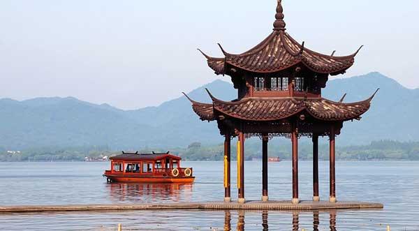 Hangzhou in China