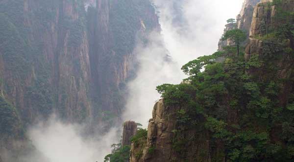 Huang Shan, China