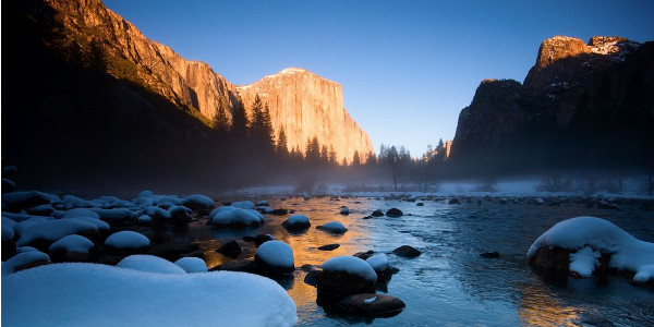 Das UNESCO-Weltnaturerbe - Yosemite-Nationalpark