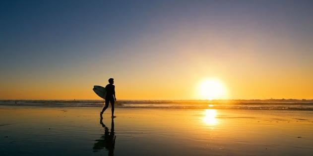 Sydneys Strände: Ein Paradies für Surfer...