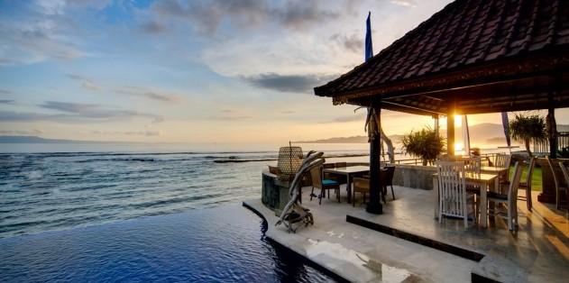 Traumhafte Bungalow-Anlagen auf Bali