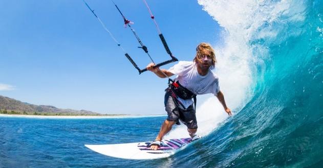 Kitefurfen - Trendsport mit Spaßfaktor