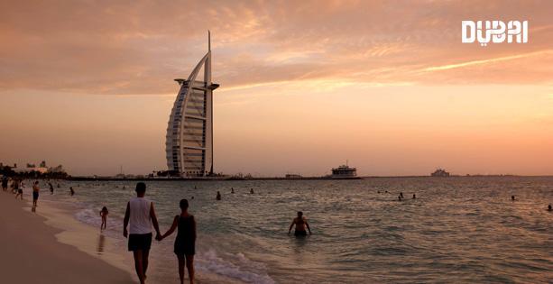 Auch für Strandliebhaber ist Dubai das perfekte Urlaubsziel