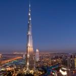 Dubai bei Nacht - ein einzigartiges Erlebnis