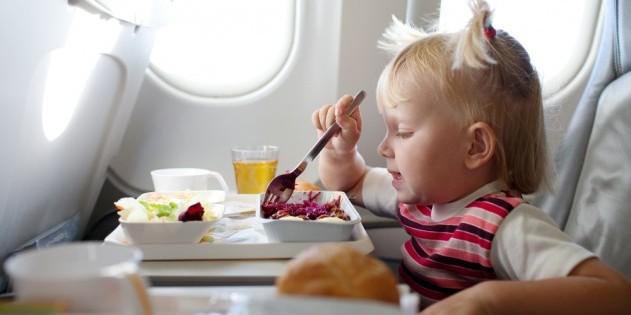 Kids an Bord - so wird den Kleinen im Flugzeug nicht langweilig