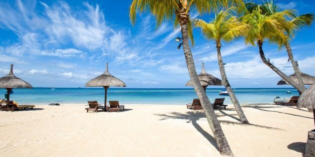 Mauritius ist berühmt für seine Traumstrände