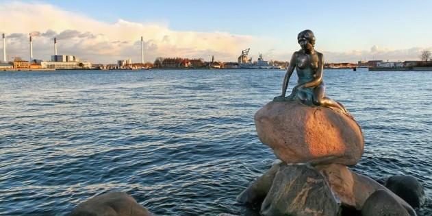 Bezaubernd: Kopenhagen in der goldenen Herbstsonne