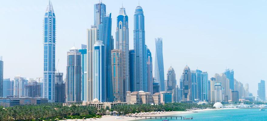 Städtetrip Dubai Herbst
