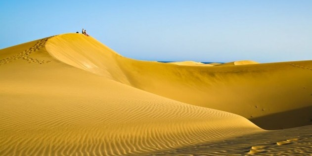 """Muss man auf Fuerteventura sehen: die Dünen von """"El Jable"""""""