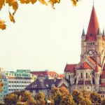 Herbst Stadt
