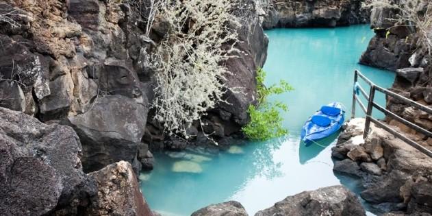 Las Grietas auf den Galapagosinseln