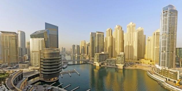 Die Wüstenmetropole Dubai