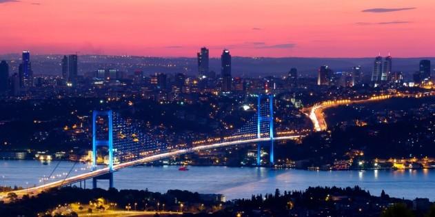 Istanbul - Traumhafte Übersicht