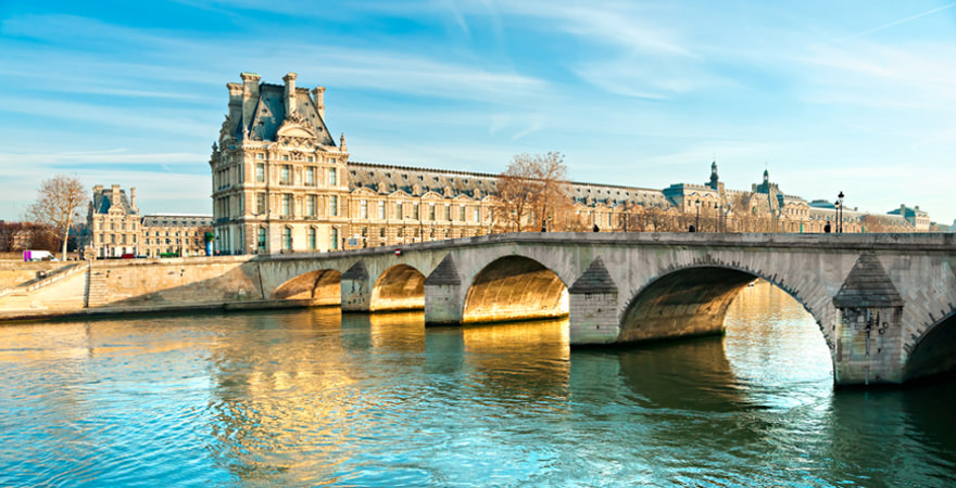 Louvre in Paris