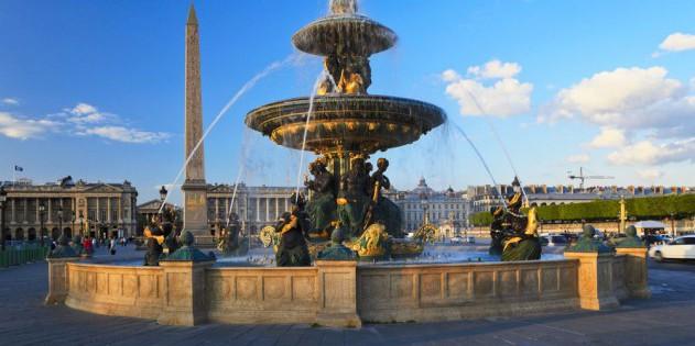 Der Frühling in Paris