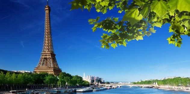 Der Sommer in Paris