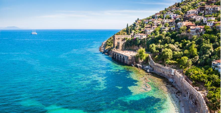 Urlaub in der Türkei: für wen eignet sich welche Küste – Türkische Ägäis oder Riviera
