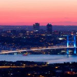 Borspurus Brücke Istanbul