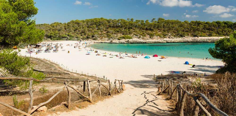 Cala amarador auf Mallorca in Spanien